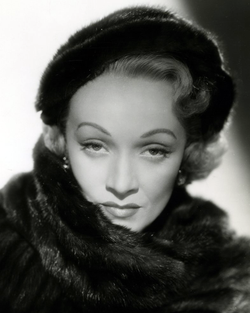 "27. december: Rodila se je ""plavi angel"" Marlene Dietrich"