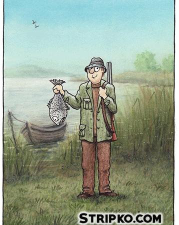 Pravi lovec