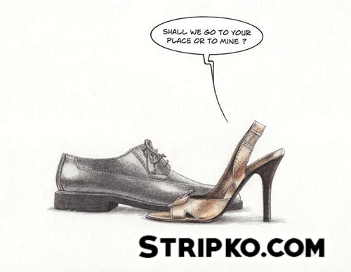 Zmenek čevljev