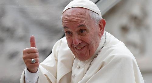 17. december: Jubilej papeža Frančiška