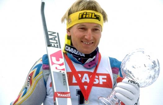 3. januar: Praznuje legenda slovenskega alpskega smučanja