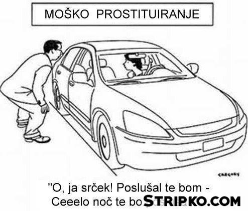 Moško prostituiranje