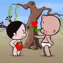 Rožica zate
